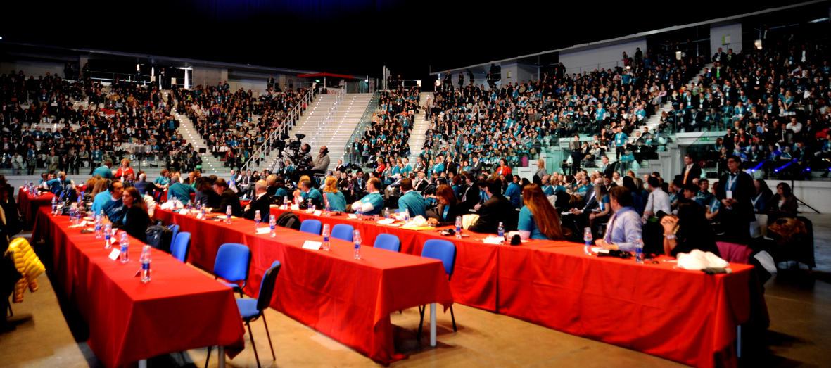 Avedisco - AGEL ITALY - a Torino l'Agelworld 2014